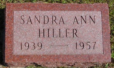 HILLER, SANDRA ANN - Crawford County, Iowa | SANDRA ANN HILLER