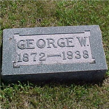 HODKIN, GEORGE - Crawford County, Iowa | GEORGE HODKIN