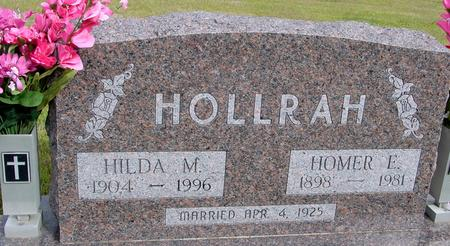 HOLLRAH, HOMER & HILDA - Crawford County, Iowa | HOMER & HILDA HOLLRAH