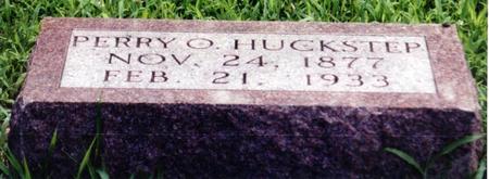 HUCKSTEP, PERRY O. - Crawford County, Iowa | PERRY O. HUCKSTEP