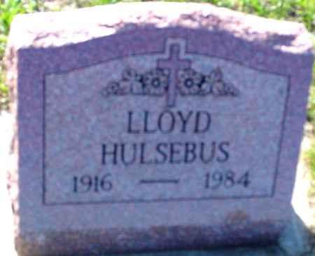 HULSEBUS, LLOYD - Crawford County, Iowa | LLOYD HULSEBUS