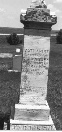 JACOBSEN, CATHARINE - Crawford County, Iowa | CATHARINE JACOBSEN