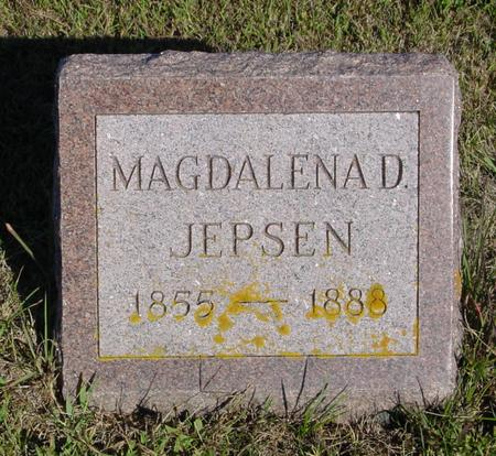 JEPSEN, MAGDALENA D. - Crawford County, Iowa | MAGDALENA D. JEPSEN