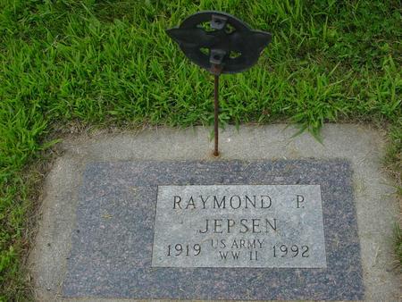 JEPSEN, RAYMOND J. - Crawford County, Iowa | RAYMOND J. JEPSEN