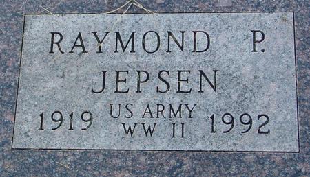 JEPSEN, RAYMOND P. - Crawford County, Iowa | RAYMOND P. JEPSEN