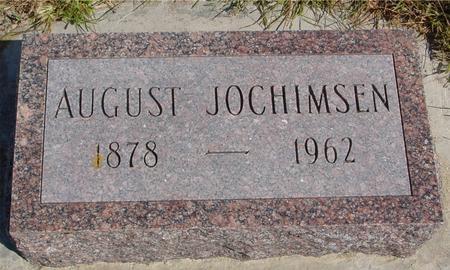 JOCHIMSEN, AUGUST - Crawford County, Iowa   AUGUST JOCHIMSEN