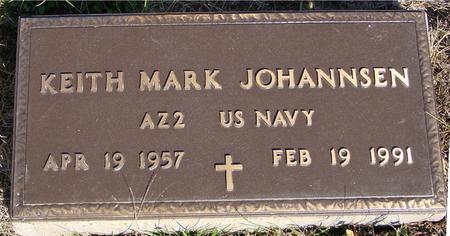 JOHANNSEN, KEITH MARK - Crawford County, Iowa | KEITH MARK JOHANNSEN