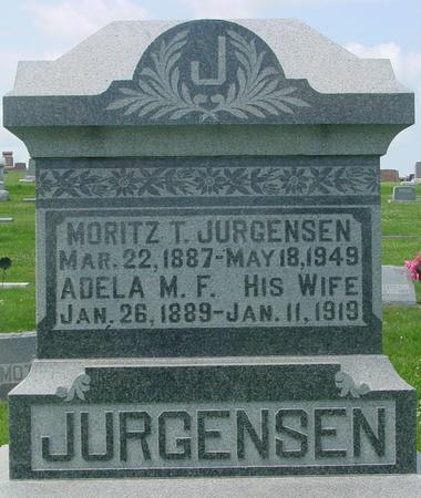 JURGENSEN, MORITZ - Crawford County, Iowa | MORITZ JURGENSEN