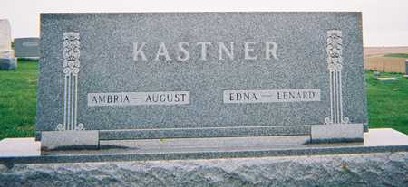 KASTNER, EDNA MARY - Crawford County, Iowa | EDNA MARY KASTNER