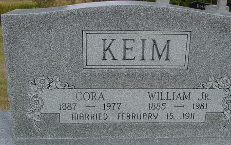 KEIM, WILLIAM & CORA - Crawford County, Iowa | WILLIAM & CORA KEIM