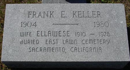 KELLER, FRANK E. - Crawford County, Iowa | FRANK E. KELLER