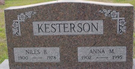 KESTERSON, NILES & ANNA - Crawford County, Iowa | NILES & ANNA KESTERSON