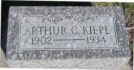 KIEPE, ARTHUR C. - Crawford County, Iowa | ARTHUR C. KIEPE