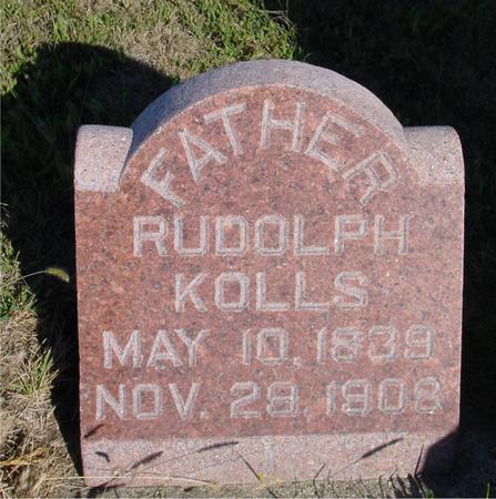 KOLLS, RUDOLPH - Crawford County, Iowa   RUDOLPH KOLLS