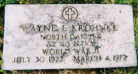 KROHNKE, WAYNE L. - Crawford County, Iowa | WAYNE L. KROHNKE