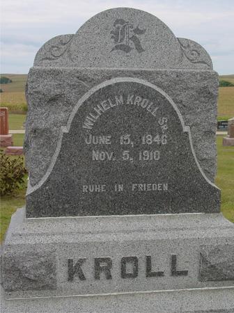 KROLL, WILHELM,  SR. - Crawford County, Iowa | WILHELM,  SR. KROLL