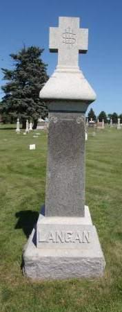 LANGAN, BERNARD - Crawford County, Iowa | BERNARD LANGAN
