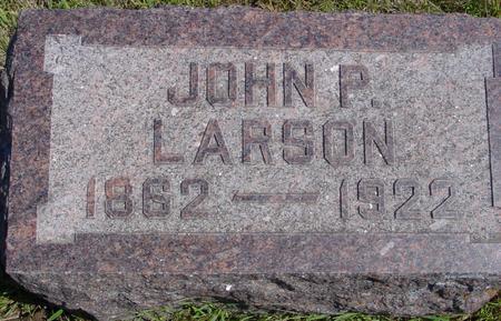 LARSON, JOHN P. - Crawford County, Iowa | JOHN P. LARSON