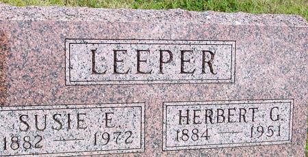 LEEPER, HERBERT & SUSIE E. - Crawford County, Iowa | HERBERT & SUSIE E. LEEPER