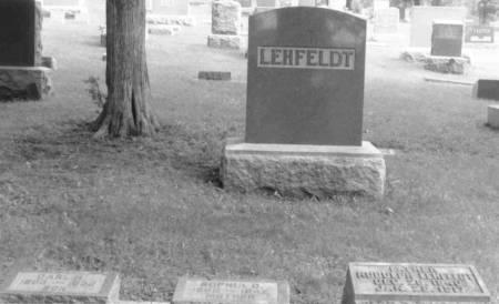 LEHFELDT, SOPHIA - Crawford County, Iowa | SOPHIA LEHFELDT