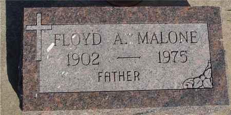 MALONE, FLOYD A. - Crawford County, Iowa | FLOYD A. MALONE