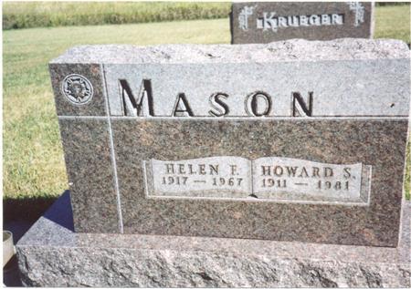 MASON, HOWARD & HELEN - Crawford County, Iowa | HOWARD & HELEN MASON