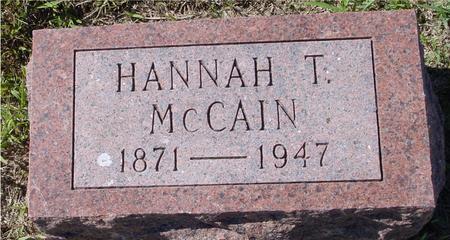 MC CAIN, HANNAH - Crawford County, Iowa | HANNAH MC CAIN