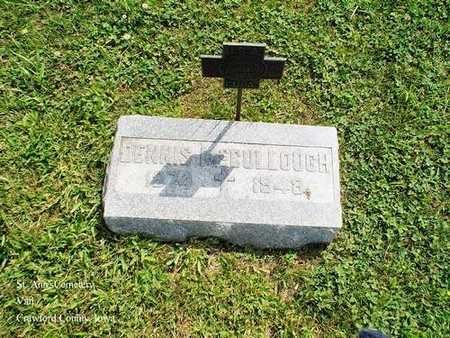 MCCULLOUGH, DENNIS - Crawford County, Iowa | DENNIS MCCULLOUGH