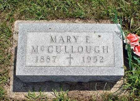 MCCULLOUGH, MARY E. - Crawford County, Iowa | MARY E. MCCULLOUGH