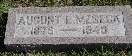MESECK, AUGUST L. - Crawford County, Iowa | AUGUST L. MESECK