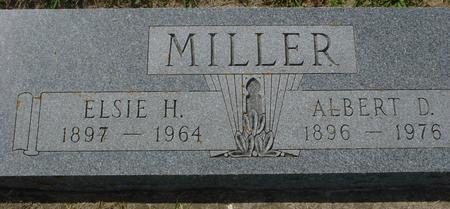MILLER, ALBERT D. & ELSIE - Crawford County, Iowa | ALBERT D. & ELSIE MILLER