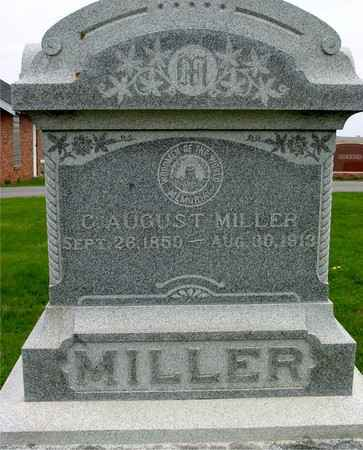 MILLER, C. AUGUST - Crawford County, Iowa | C. AUGUST MILLER