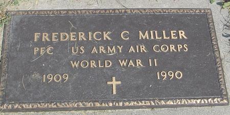 MILLER, FREDERICH A. - Crawford County, Iowa | FREDERICH A. MILLER