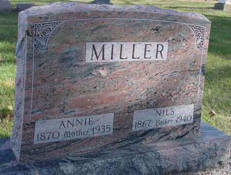 MILLER, NILS & ANNIE - Crawford County, Iowa | NILS & ANNIE MILLER