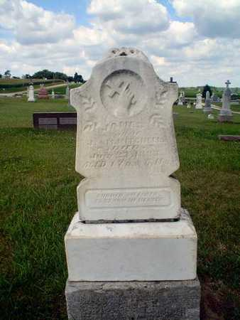 MITCHELL, JAMES - Crawford County, Iowa   JAMES MITCHELL