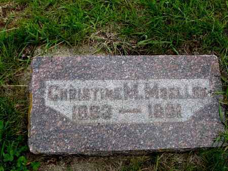 MOELLER, CHRISTINE M. - Crawford County, Iowa | CHRISTINE M. MOELLER