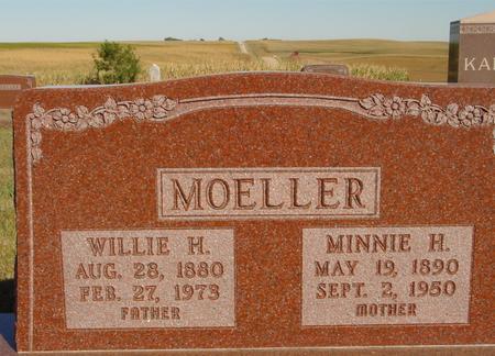 MOELLER, WILLIE & MINNIE - Crawford County, Iowa | WILLIE & MINNIE MOELLER