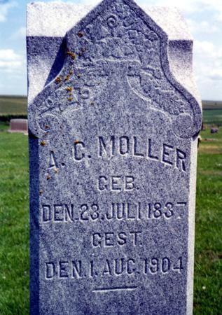 MOLLER, A. - Crawford County, Iowa | A. MOLLER