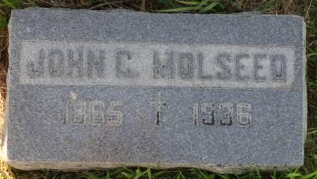 MOLSEED, JOHN - Crawford County, Iowa | JOHN MOLSEED