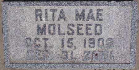 MOLSEED, RITA MAE - Crawford County, Iowa | RITA MAE MOLSEED