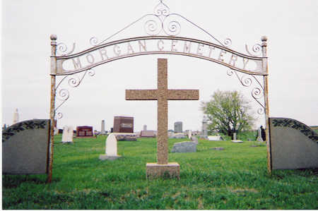 MORGAN, CEMETERY - Crawford County, Iowa | CEMETERY MORGAN
