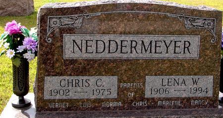 NEDDERMEYER, CHRIS & LENA - Crawford County, Iowa | CHRIS & LENA NEDDERMEYER