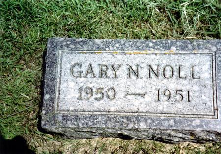 NOLL, GARY N. - Crawford County, Iowa | GARY N. NOLL