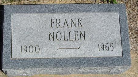 NOLLEN, FRANK - Crawford County, Iowa   FRANK NOLLEN