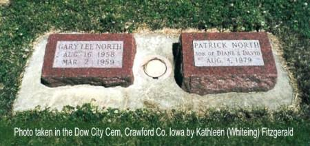 NORTH, GARY LEE & PATRICK - Crawford County, Iowa | GARY LEE & PATRICK NORTH
