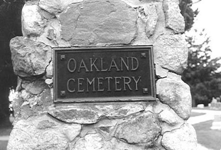 OAKLAND, CEMETERY - Crawford County, Iowa   CEMETERY OAKLAND