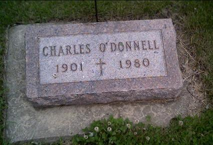 O'DONNELL, CHARLES - Crawford County, Iowa | CHARLES O'DONNELL