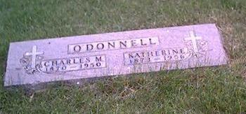 FOLEY O'DONNELL, KATHERINE - Crawford County, Iowa | KATHERINE FOLEY O'DONNELL