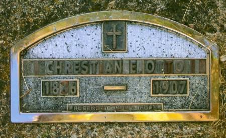 OTTO, CHRISTINA - Crawford County, Iowa | CHRISTINA OTTO