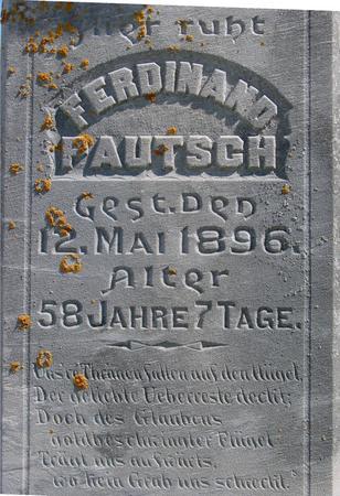 PAUTSCH, FERDINAND - Crawford County, Iowa | FERDINAND PAUTSCH